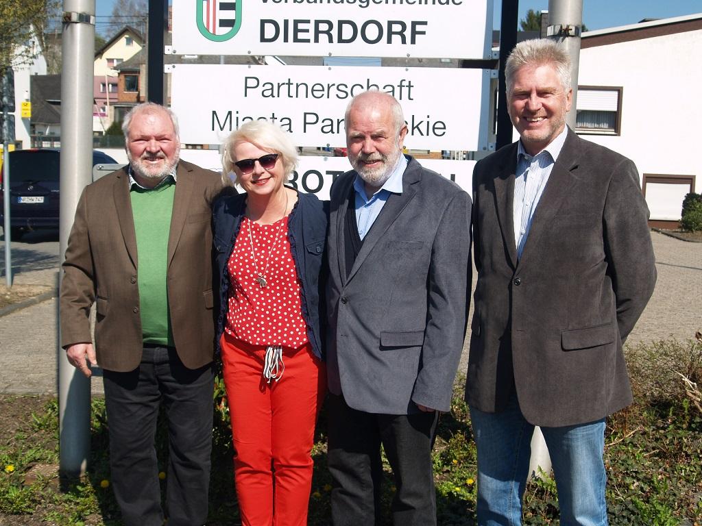 Vorstand - Freundeskreis Dierdorf - Krotoszyn